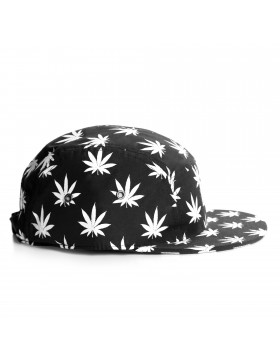Cayler & Sons Budz n Stripes 5 panel Cap