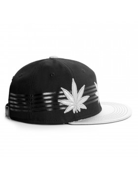 Cayler & Sons Black Label Flash strapback black reflective - Sale