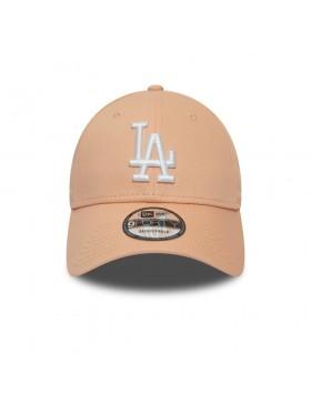 New Era 9Forty League Essential (940) LA Dodgers - Pink