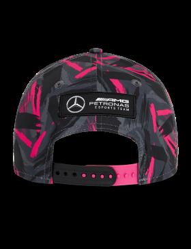 New Era 9Forty Replica AOP (940) Mercedes GP - Pink