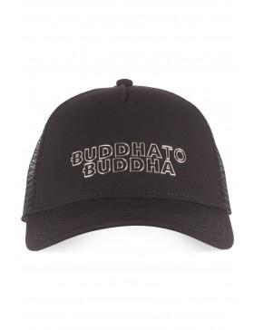 Buddha to Buddha Kappe Evan black - silver