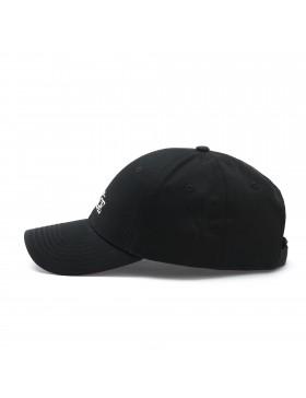 Cayler & Sons Bon Voyage - Curved dad cap - black
