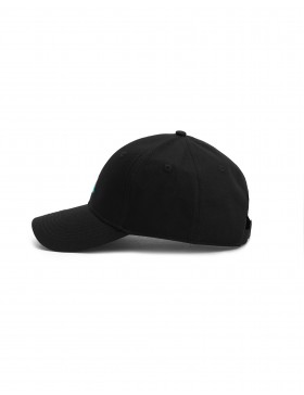 Cayler & Sons Me Rollin' - Curved dad cap - black