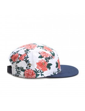 Cayler & Sons Rosed up 5 panel Strapback cap