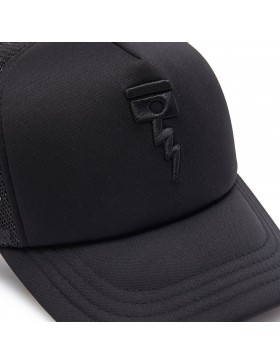 DEUS Kappe Trucker November - black