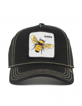 Goorin Bros. Queen Bee Trucker cap - Black