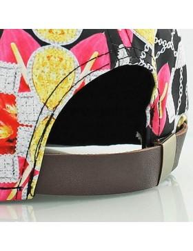HYPE Jewellery floral Strapback - Sale