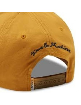 DEUS John Lee Trucker Kappe - Gold