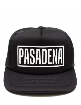Nena & Pasadena trucker Cap Block - schwarz