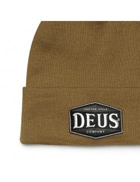 DEUS Service Beanie - Driftwood Tan