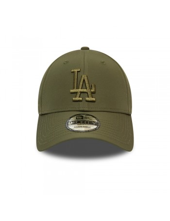 New Era Tonal Nylon 9Forty (940) cap LA Dodgers - Olive