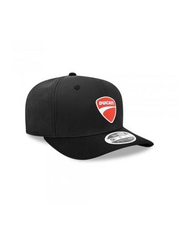 New Era 9Fifty Stretch Snap (950) Ducati Perf Badge - Black