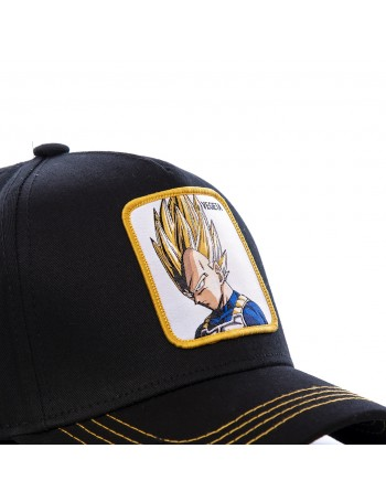 Capslab - Dragon Ball Z Trucker cap - Vegeta