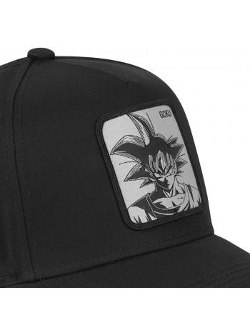 Capslab - Dragon Ball Z Trucker cap - Goku - Black
