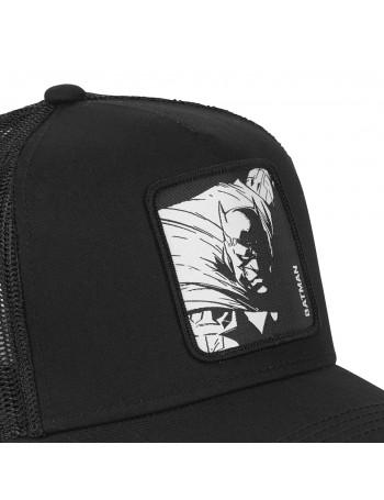 Capslab - DC Comics Trucker cap - Batman - Black