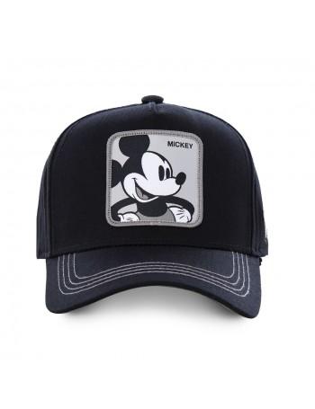 Capslab - Mickey Mouse Trucker cap - Black