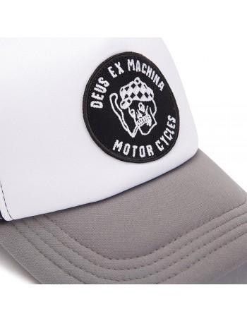 DEUS Kappe Smokey Trucker - grey