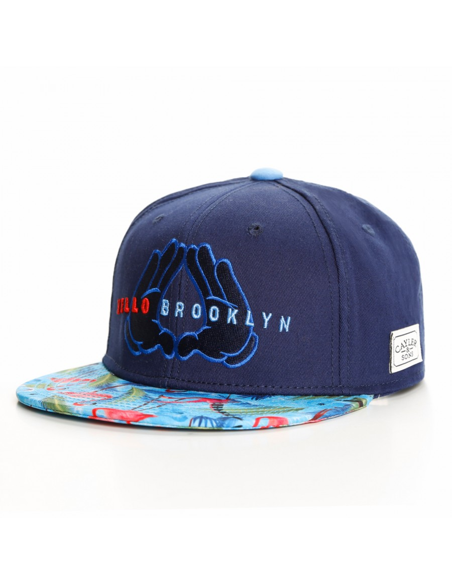 Cayler & Sons Hello Brooklyn snapback Cap - Sale