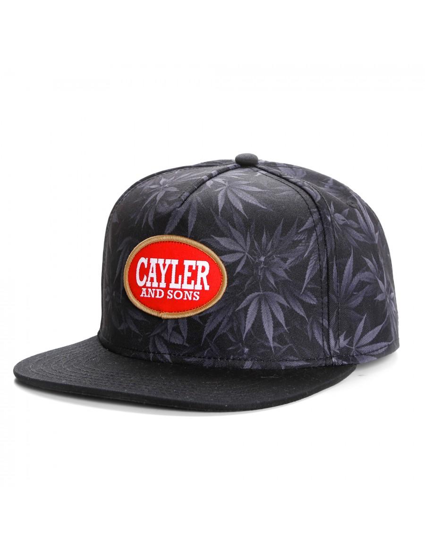 Cayler & Sons Blunted 2-Tone snapback Cap - Sale