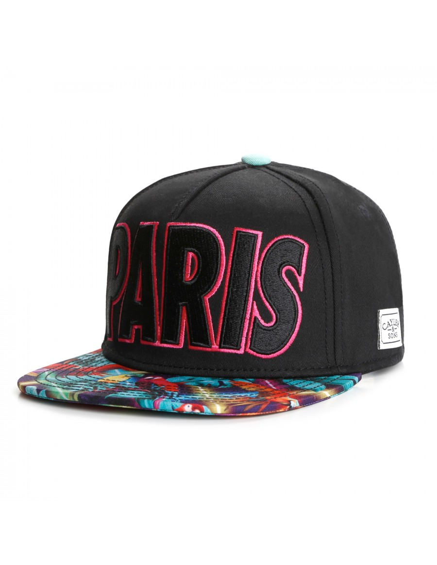 Cayler & Sons Paris Life snapback Cap - Sale