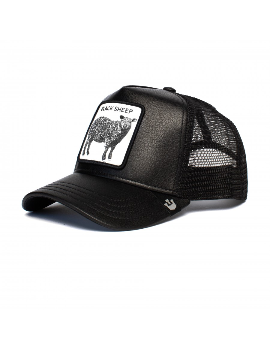 Goorin Bros. Game Changer Trucker cap - Black