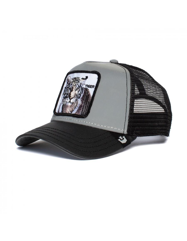 Goorin Bros. Instinct Only Trucker cap - Silver