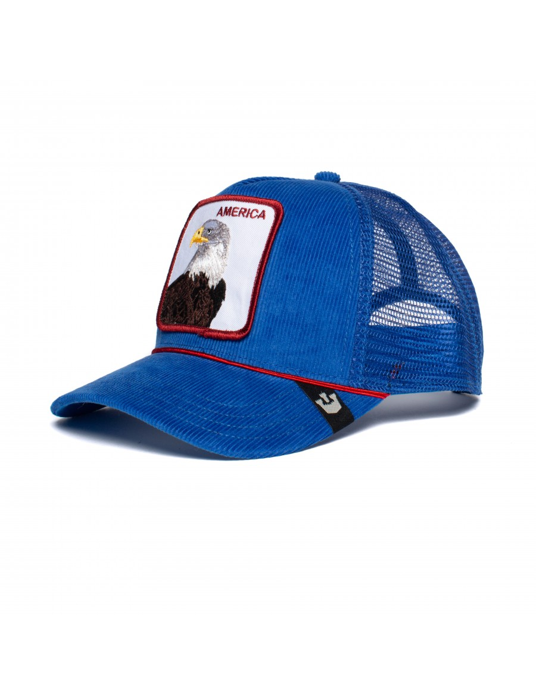 Goorin Bros. America For Real Trucker cap - Blue