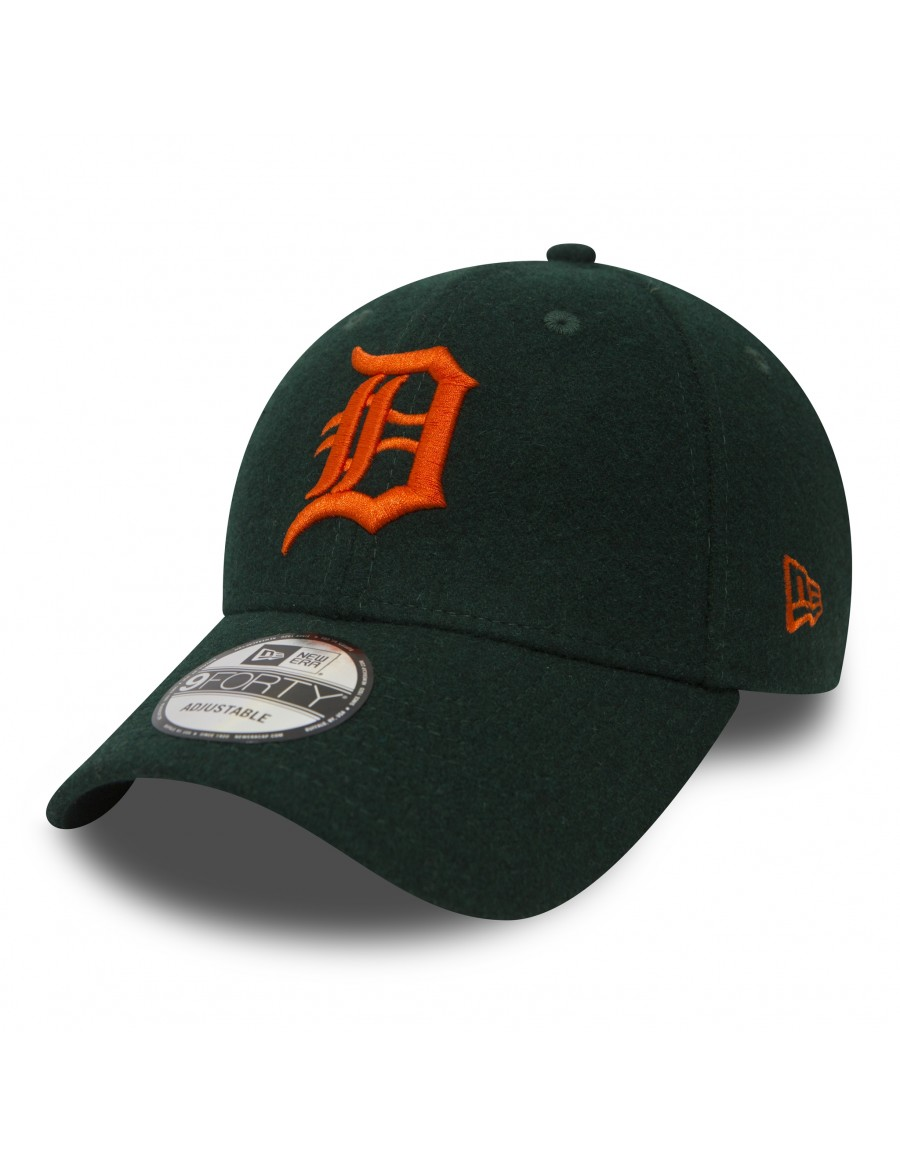 New Era 9Forty (940) Winter Utility Melton Detroit Tigers - Green