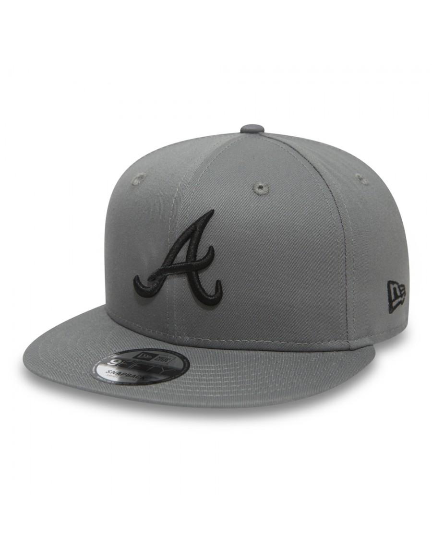 New Era 9Fifty MLB (950) Atlanta Braves - Gray