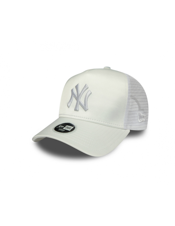 New Era MLB Satin Women's Trucker cap NY New York Yankees