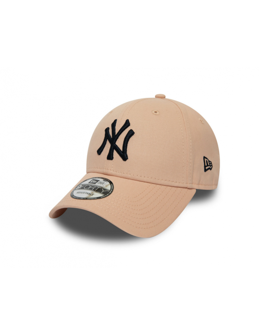 New Era 9Forty League Essential (940) New York Yankees Pink/Navy
