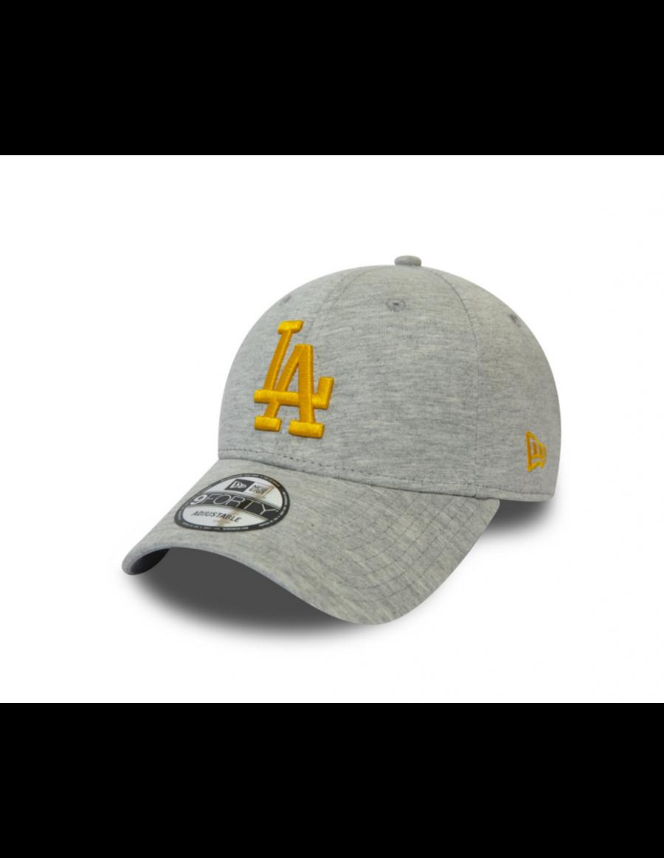 New Era 9Forty Jersey Essential (940) LA Dodgers - Grey/Yellow