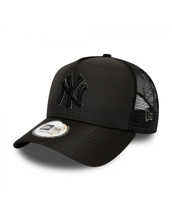 New Era Tonal Black AF Trucker cap NY New York Yankees