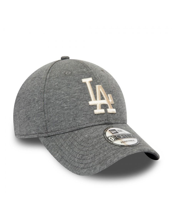 New Era 9Forty Jersey Essential (940) LA Dodgers - Grey/White