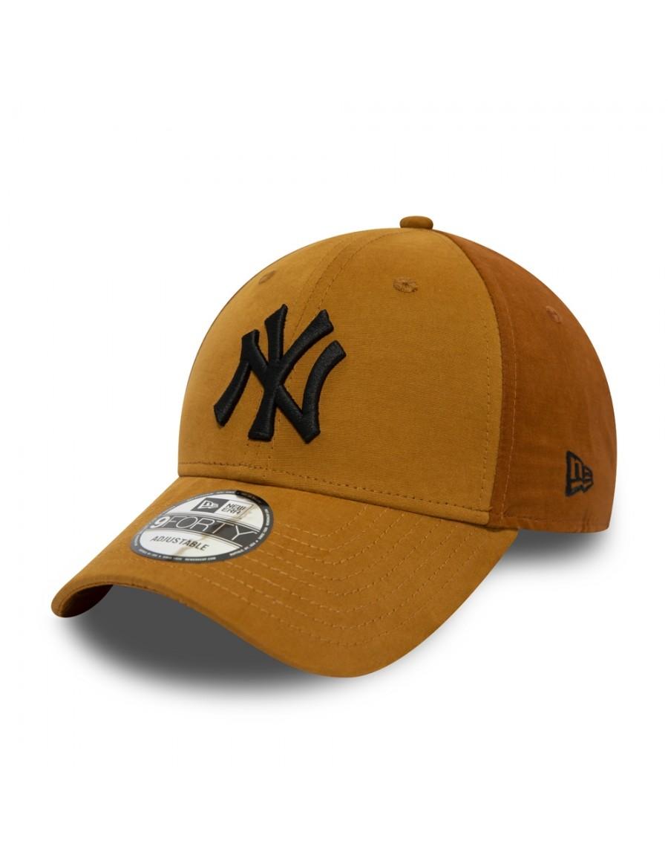 New Era 9Forty (940) MLB Multi Pop Panel NY Yankees - Orange
