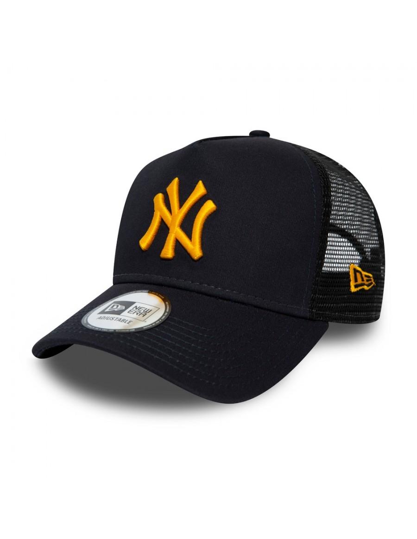 New Era League Essential AF Trucker cap NY Yankees - Navy