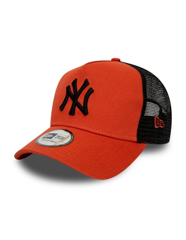 New Era League Essential AF Trucker cap NY Yankees - Orange