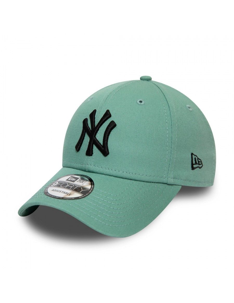New Era 9Forty League Essential (940) NY Yankees - Teal