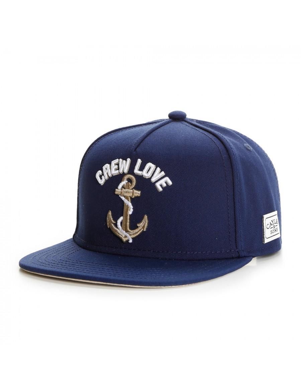 Cayler & Sons Lovin The Crew Snapback cap