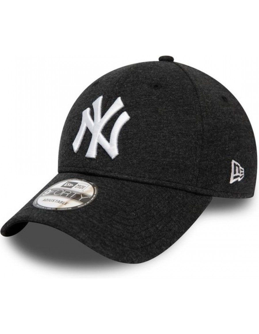 New Era 9Forty Jersey Essential (940) NY Yankees - Black-White