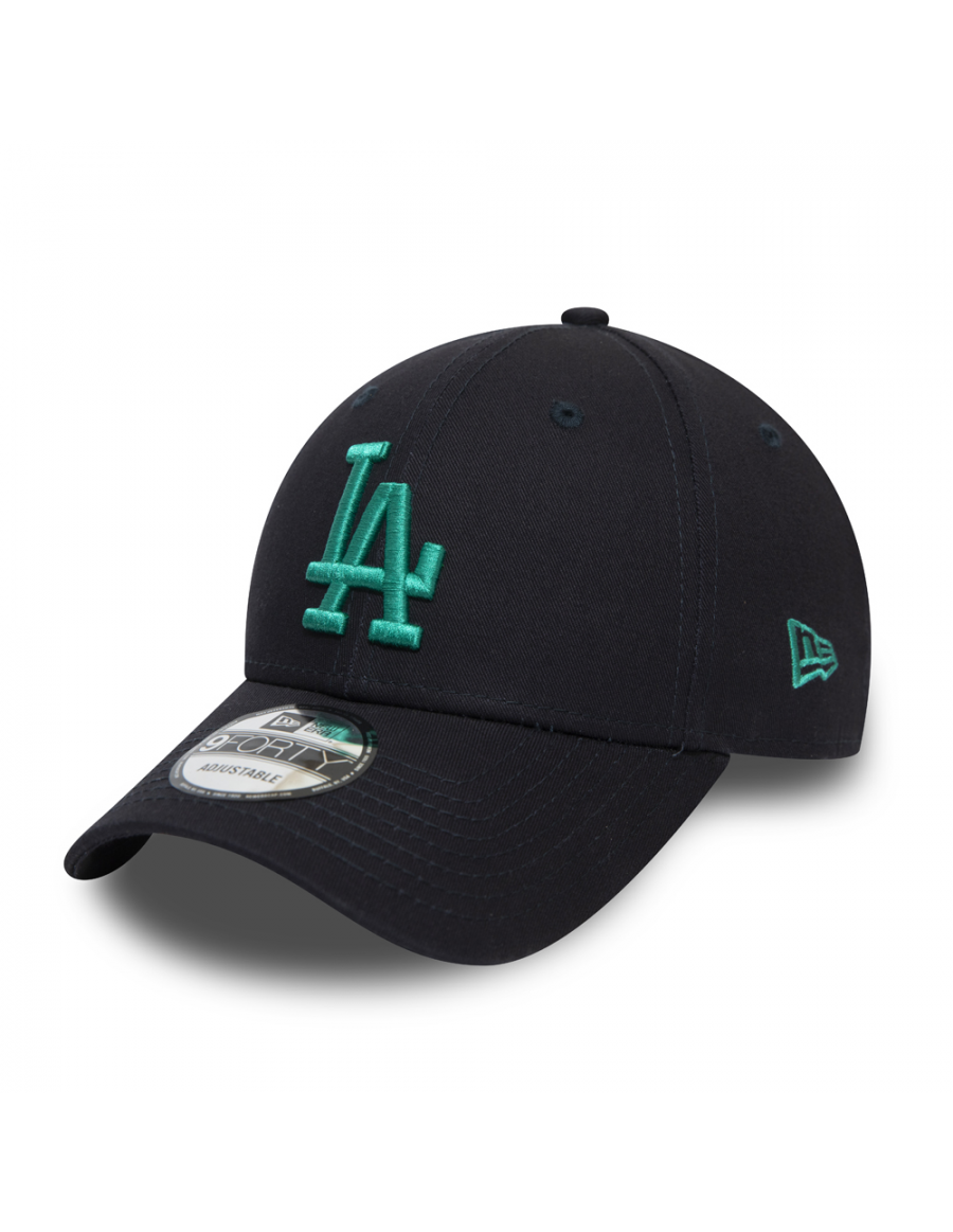 New Era 9Forty Colour Essential (940) LA Dodgers - Navy