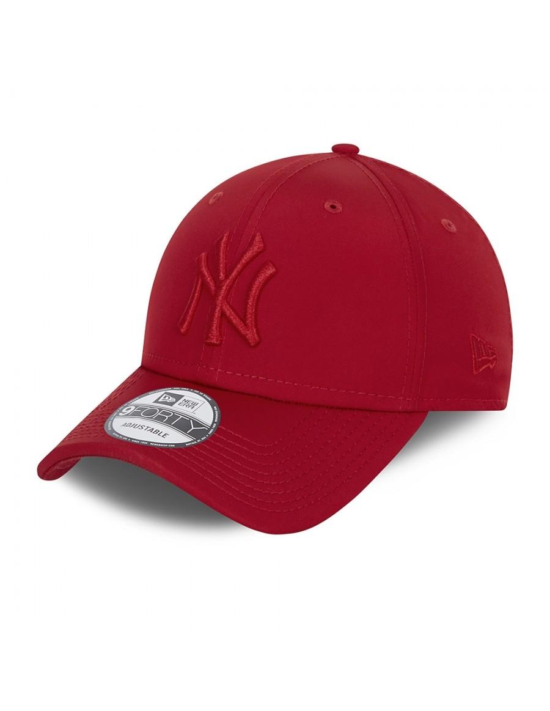 New Era Mens Tonal 9Forty (940) cap NY Yankees - Scarlet