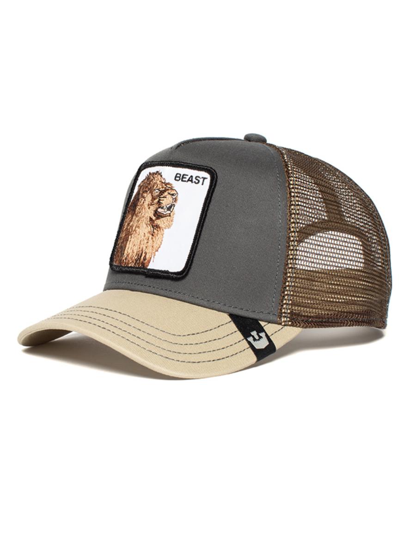 Goorin Bros. Beast Affair Trucker cap - Grey
