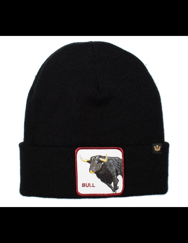Goorin Bros. Big Bull Beanie - Black