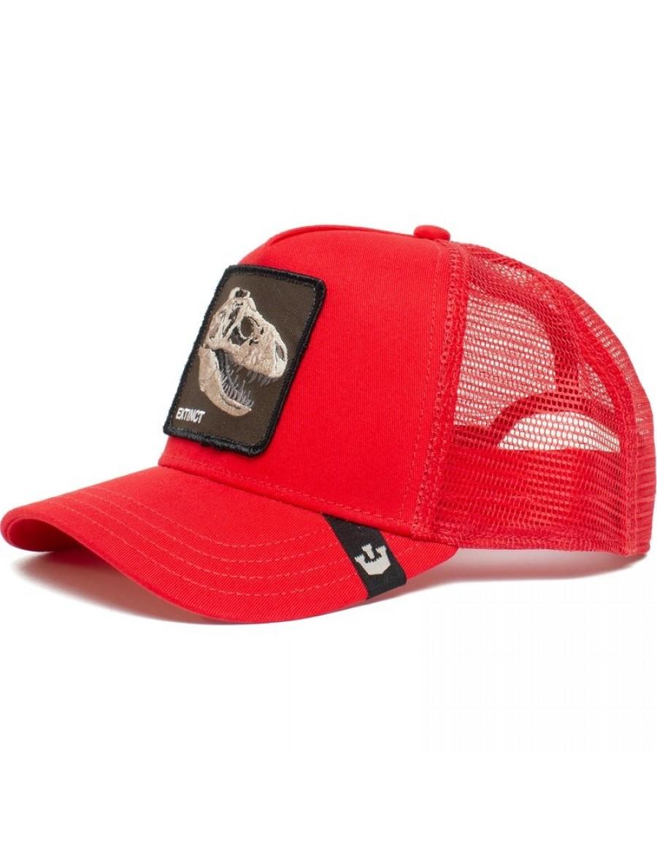 Goorin Bros. Bone to Pick Trucker cap - Red
