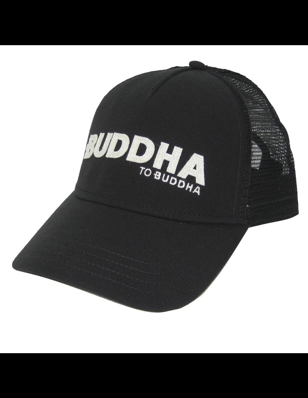 Buddha to Buddha cap Pal black