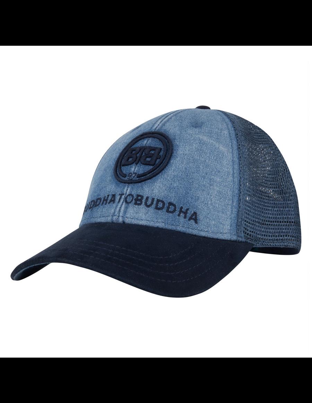 Buddha to Buddha Kappe Ian blue
