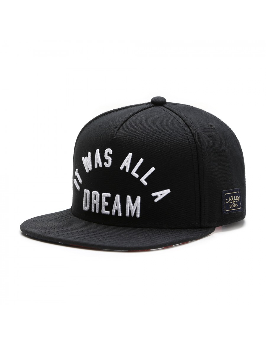 Cayler & Sons A Dream snapback cap