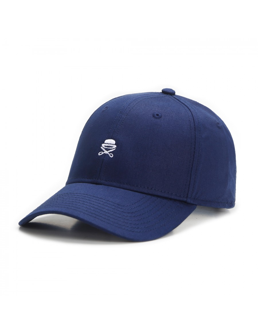 Cayler & Sons Birdie - Curved dad cap - navy