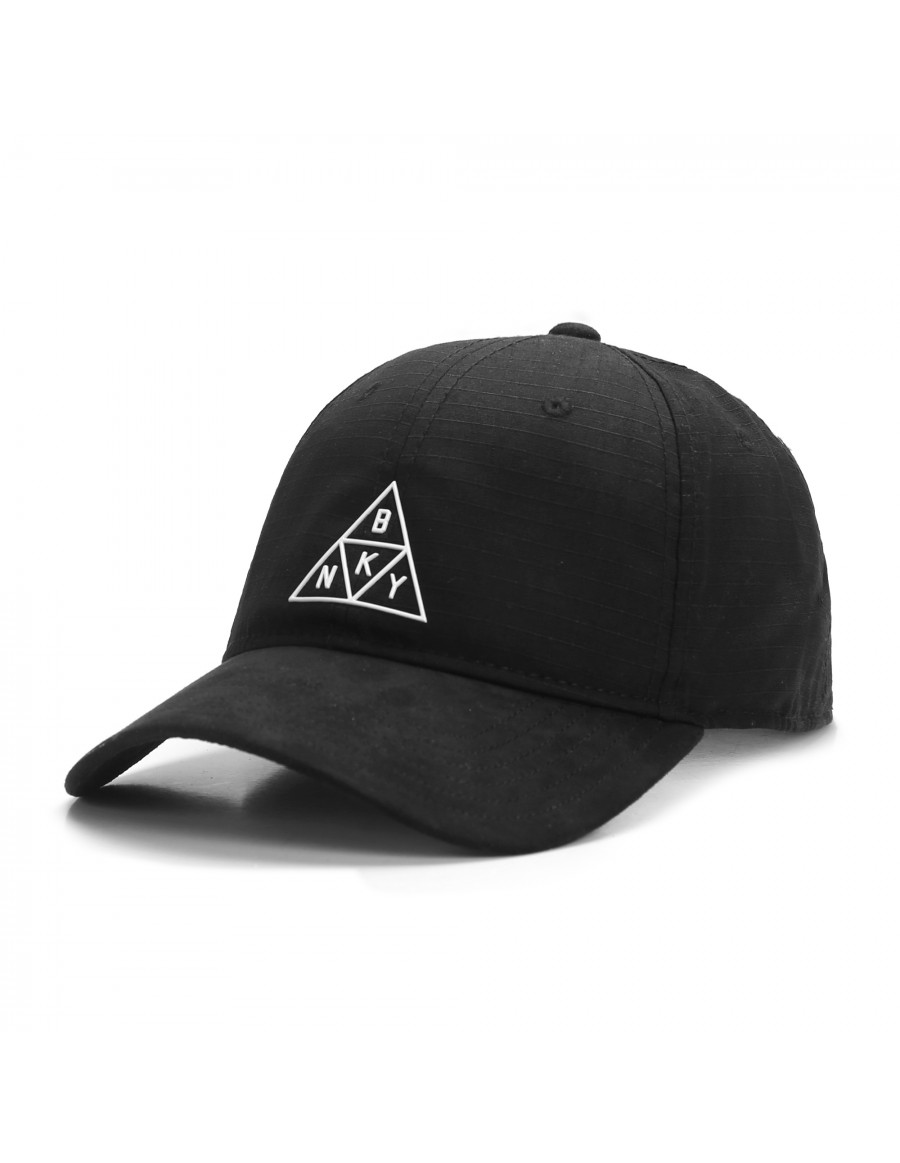 Cayler & Sons Briangle - Curved dad cap - black